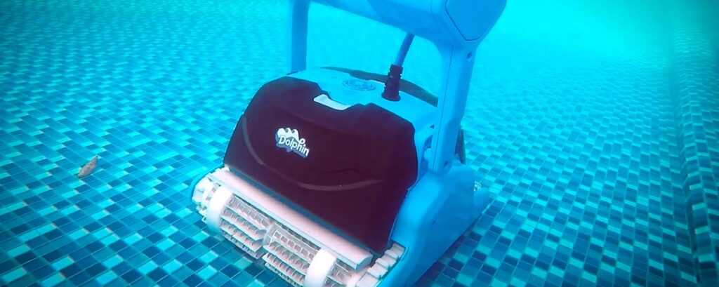 Dolphin F60 Poolroboter