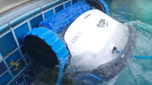 Dolphin S300i Poolroboter